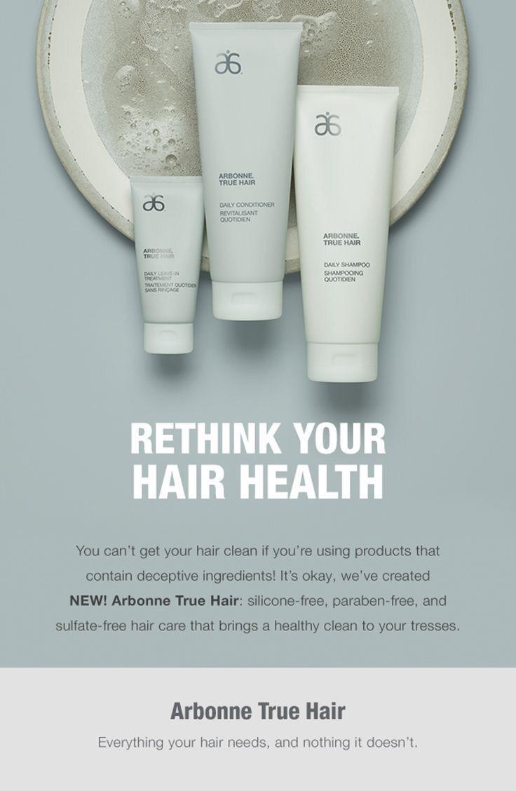 TrueStyle hair care in 2020 Arbonne, Arbonne cosmetics