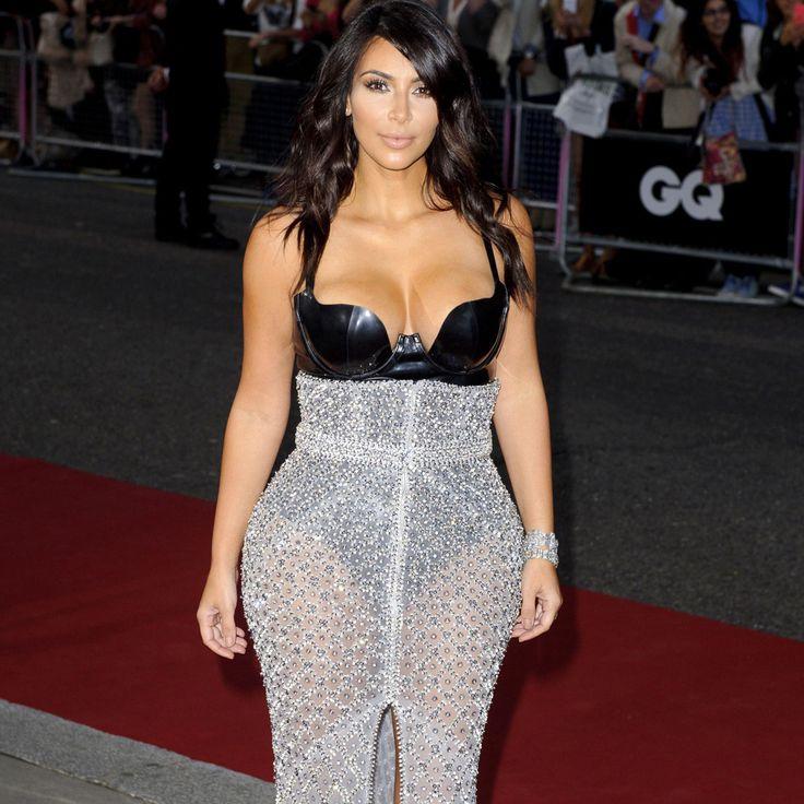 Kim Kardashian: Pale nails are best