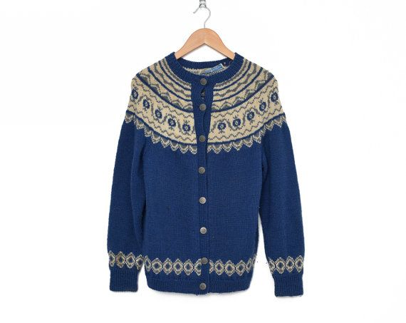 """cardigan from """"The Siril Sweater Shop"""""""