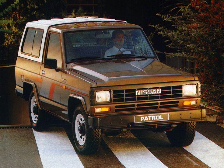 Nissan Patrol (1983 - 1987).