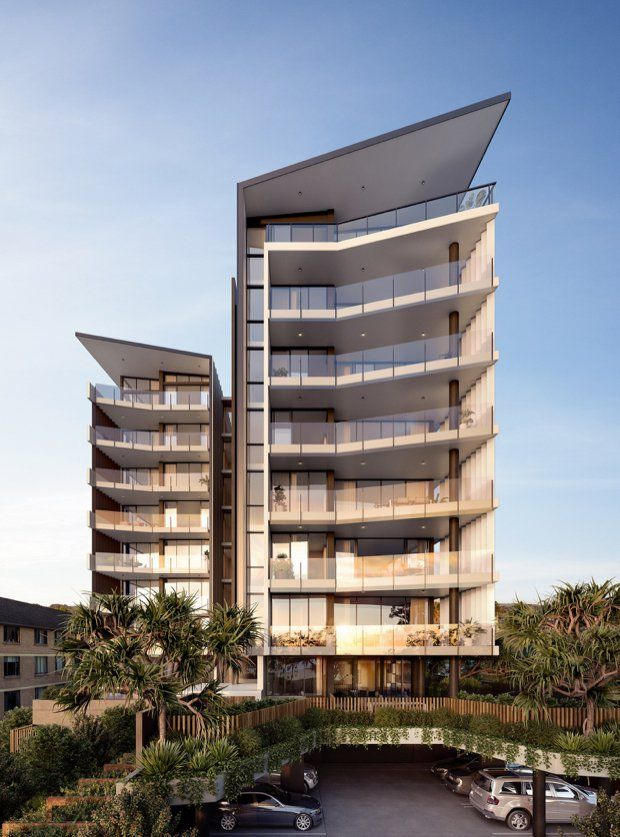 Gold Coast Beachside Undersupply Answered With 'The Jefferson' - TheUrbanDeveloper.com