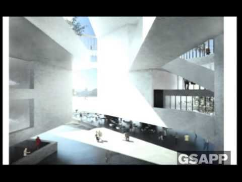 The Kenneth Frampton Endowed Lecture (Grafton Architects)