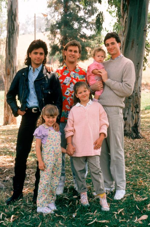 Full House~my favorite show in the whole entire world!!! Along with boy meets world.