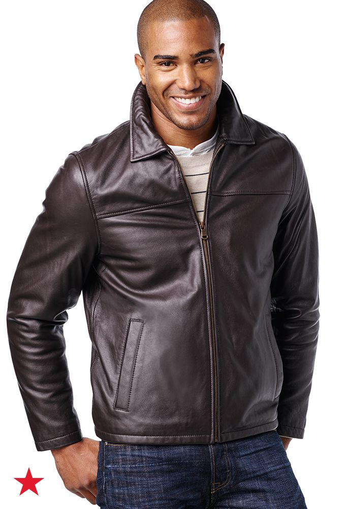 Deals on leather jackets