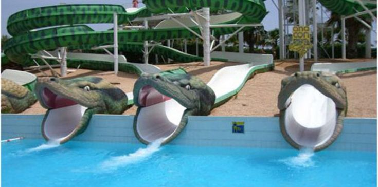 ARTE IN SITU | Toboganes de agua y toboganes para piscinas