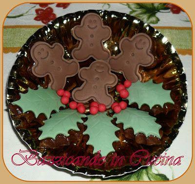 Bazzicando in Cucina: Biscotti Decorati