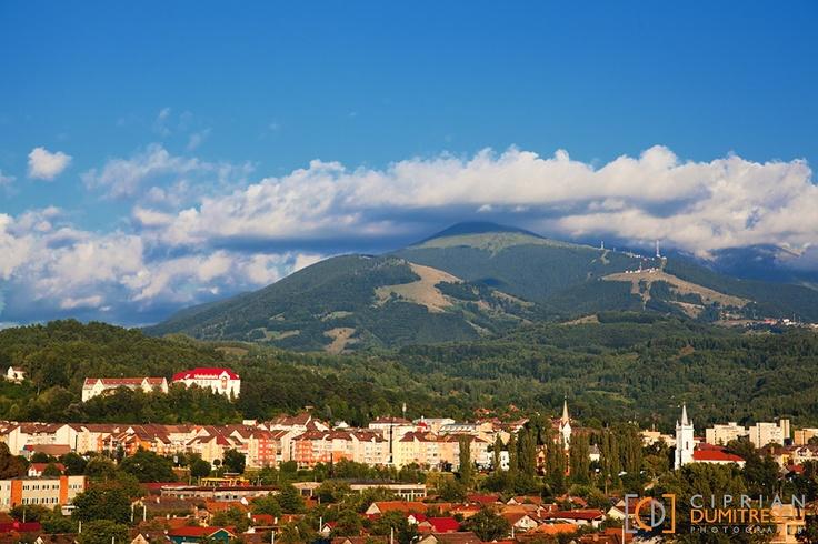Petrosani view, Jiu Valley, Romania  Photo by Ciprian Dumitrescu  www.cipriandumitrescu.com