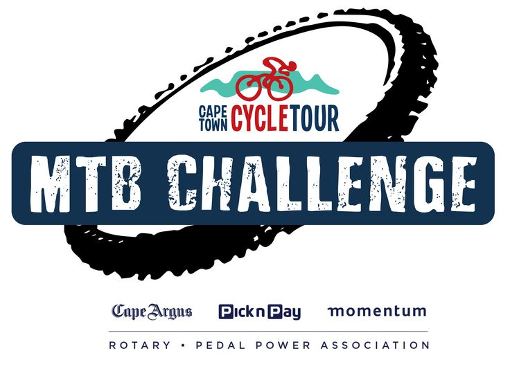 new logo design for MTB race