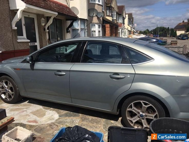 Ford Mondeo 1.8tdci Titanium 6 speed manual  #ford #mondeo #forsale #unitedkingdom