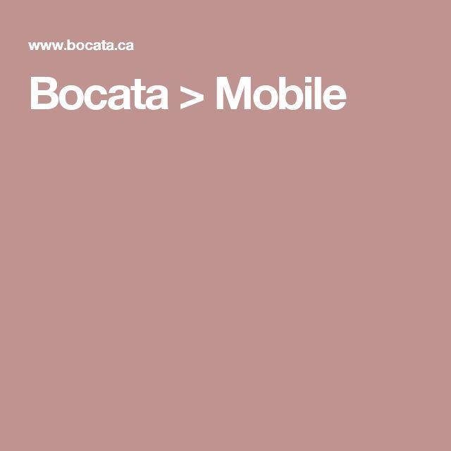 Bocata > Mobile