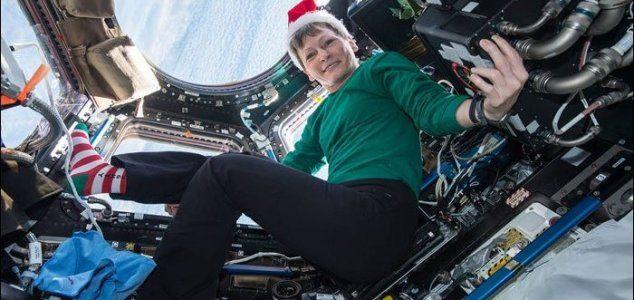 Űrhajósok karácsony fedélzetén ISS - Megmagyarázhatatlan rejtélyek