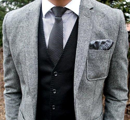 "Check out Brooke Steger's ""Grey Wool Jacket - Hugo Boss"" decalz @Lockerz"