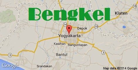 Modifikasi Motor Jadul: Alamat bengkel modifikasi dan custom di Yogyakarta...
