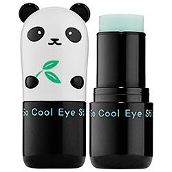 What it is:A portable eye serum in a stick that moisturizes and cools the delicate skin around the eyes as it smoothes the appearance of fine lines. What it does: Instantly cool and de-puff tired eyes while minimizing the appearance of fine lines wi