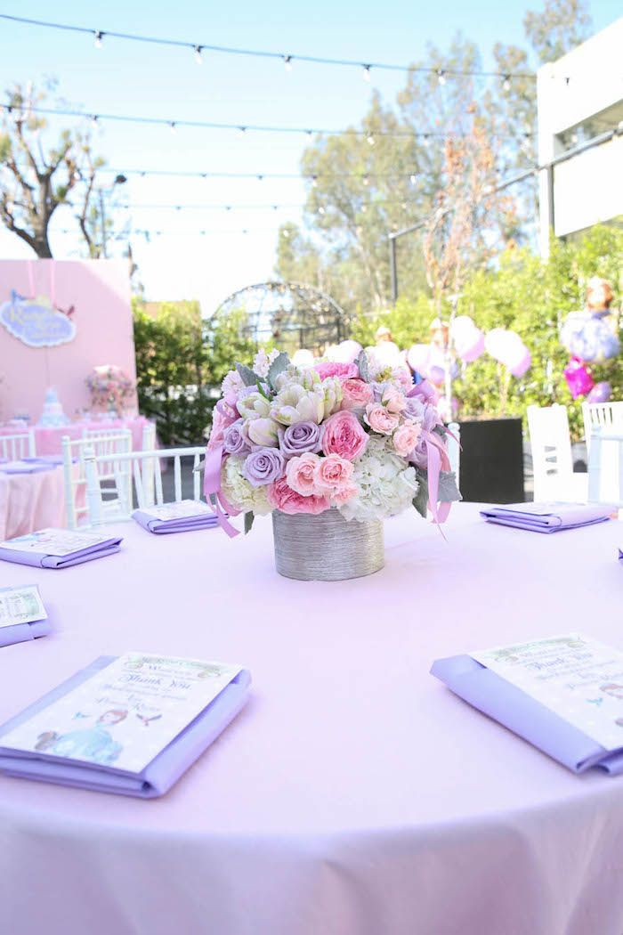 Sofia the First's Royal Celebration with SO MANY CUTE IDEAS via Kara's Party…