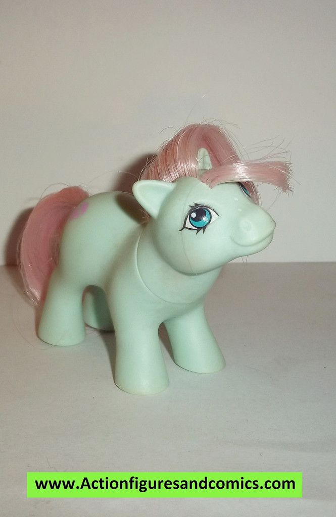 my little pony BABY CUDDLES 1984 mlp newborn twins vintage 1985 ponies