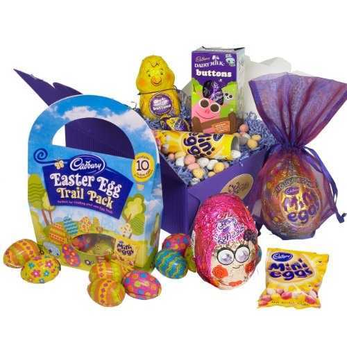 14 best easter eggs images on pinterest easter eggs chocolate cadbury easter egg trail gift buy new 1750 uk ireland only negle Images