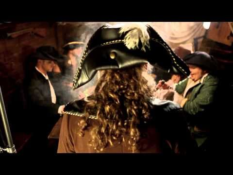 Paddy And The Rats - The Six Rat Rovers (Official Video) - YouTube