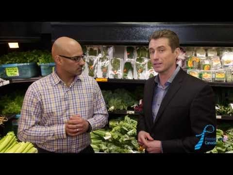 Nutrition and Prostate Cancer with Bryce Wylde and Dr. Rohan Shahani - WATCH VIDEO HERE -> http://bestcancer.solutions/nutrition-and-prostate-cancer-with-bryce-wylde-and-dr-rohan-shahani    *** can diet prevent cancer ***   How important is nutrition in treatment and prevention of prostate cancer? Alternative Health Expert Bryce Wylde and Dr. Rohan Shahani share their insight (and favourite foods) on the importance of smart and nutritious eating for both prostate cancer pati