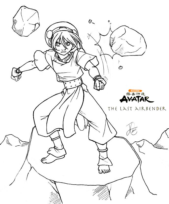 avatar coloring pages az coloring pages abstract