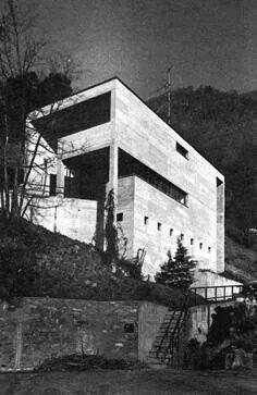 House by Snozzi