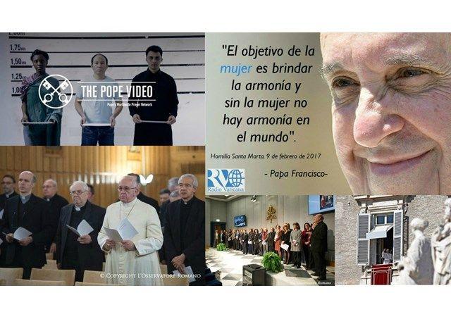 Boletín Semanal de Radio Vaticana informa de las últimas noticias de Papa Francisco - Radio Vaticano