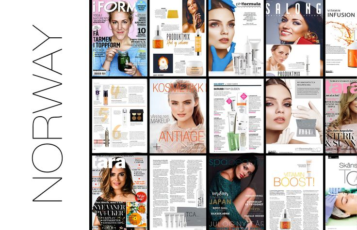 Our Vita C Serum, loved by Norwegian skin - was widely featured in Norway's publications - symbolic to pHformula's innovation and commitment to excellence! #Norway #innovation #excellence #professional