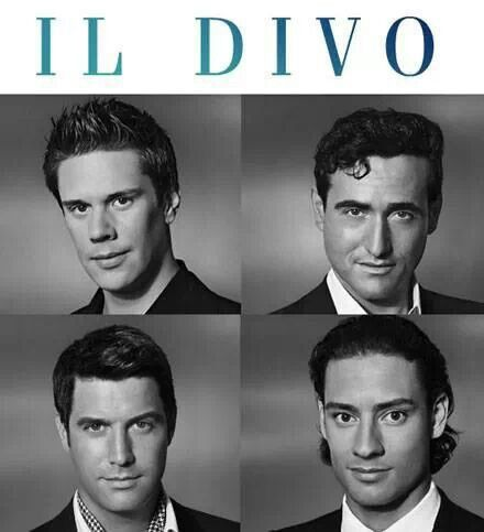18 best david and sarah joy miller images on pinterest - Il divo music ...
