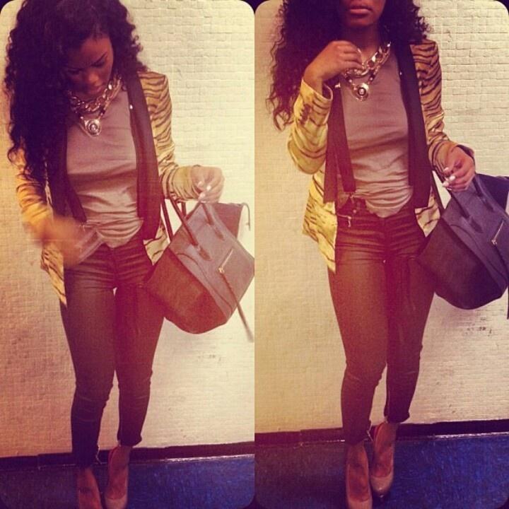 Stupendous 76 Best Images About Teyana Taylor On Pinterest Teyana Taylor Short Hairstyles For Black Women Fulllsitofus
