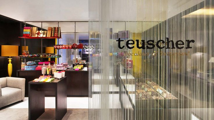 Teuscher Chocolates Inhouse Store