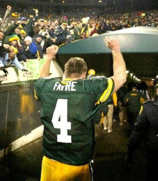 Brett Favre americanfootball american football role