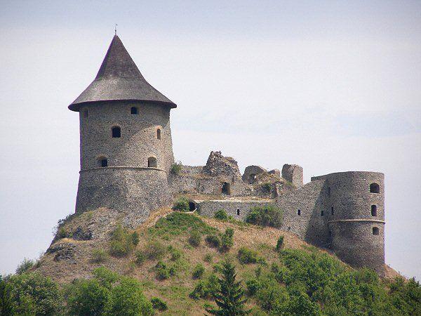 Somoska Castle, Slovakia