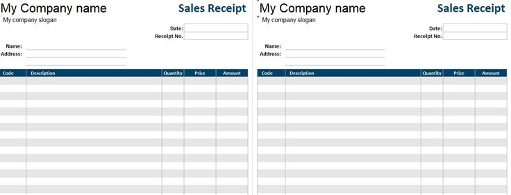 Car Sale Invoice Template (Word - Excel - PDF)    exceltmp - house rental receipt