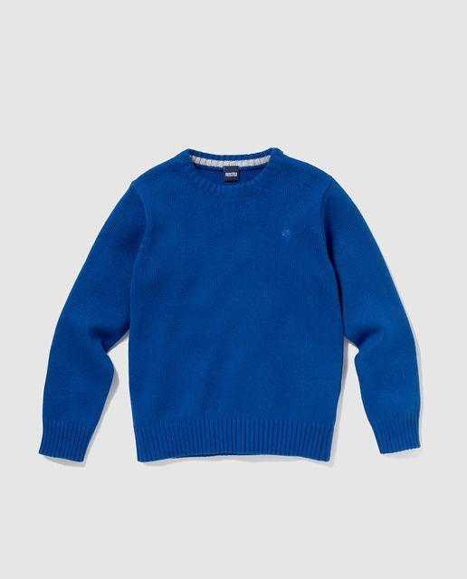 Jersey básico de niño Freestyle en azul royal