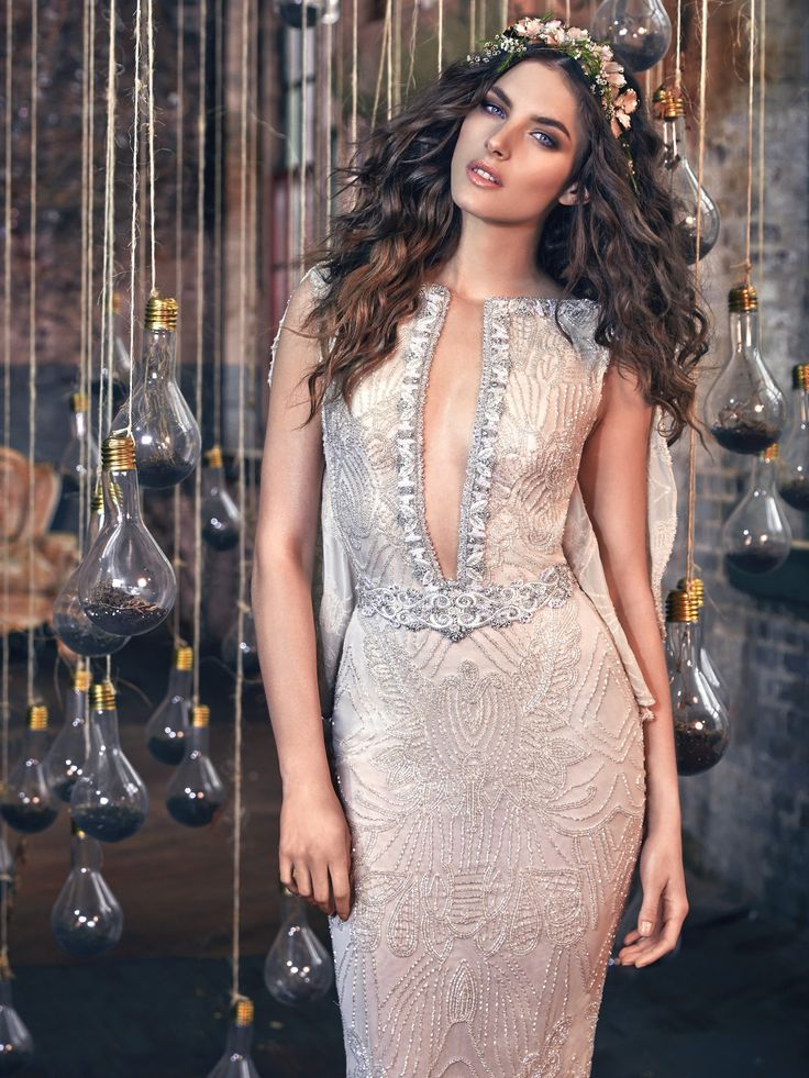 Galia Lahav debuts new bohemian and accessories collection via Strictly Weddings.