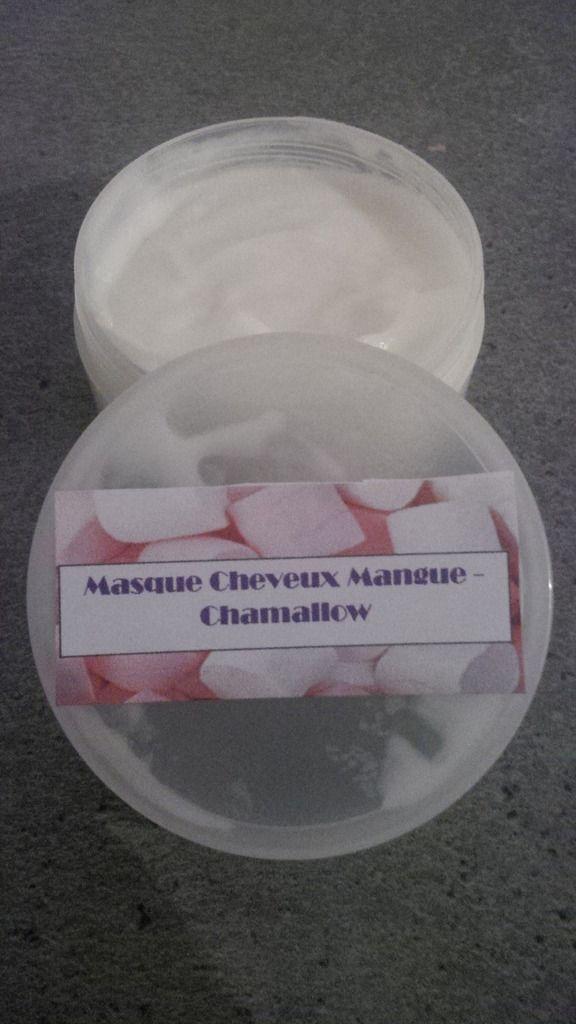 Après-shampoing Mangue-chamallow - Les recettes Home Made de Vané