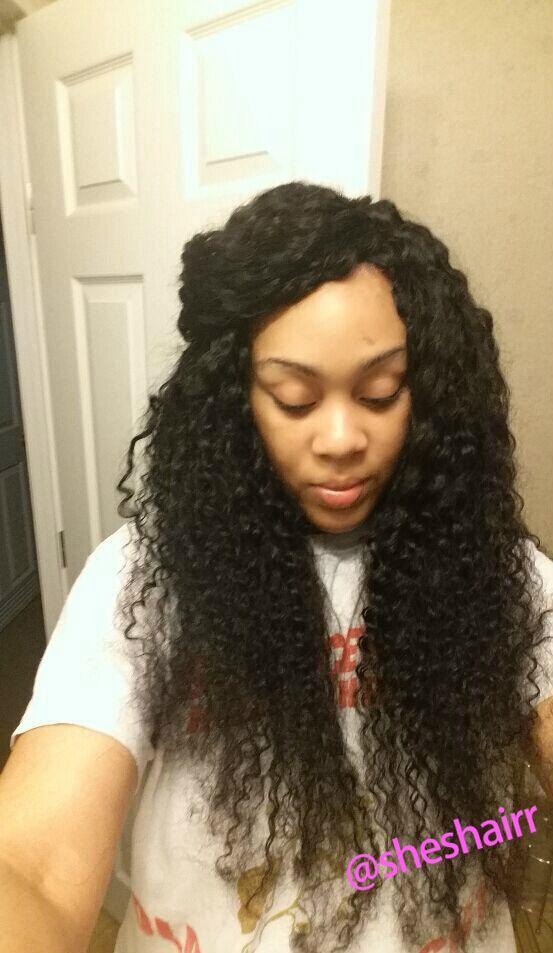 Remy Human Hair Bundles Malaysia Curly Hair 100g Shes Hair On