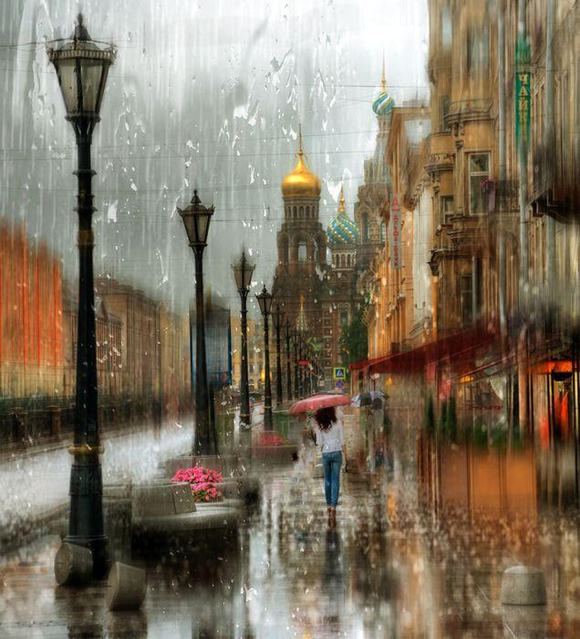 дождь грусть фото - Поиск в Google