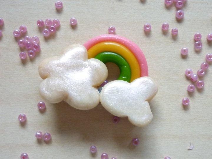 rainbow, handmade
