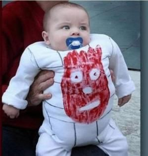 20 Funny Baby Costumes That Won Halloween: Wilson