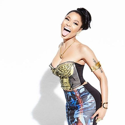 Nicki Minaj Is Having A Photo Shoot On Instagram Right This Second