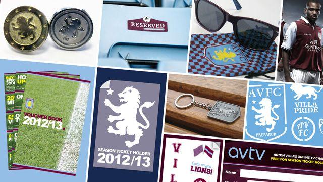 Aston Villa#s membership pack is also quite smart