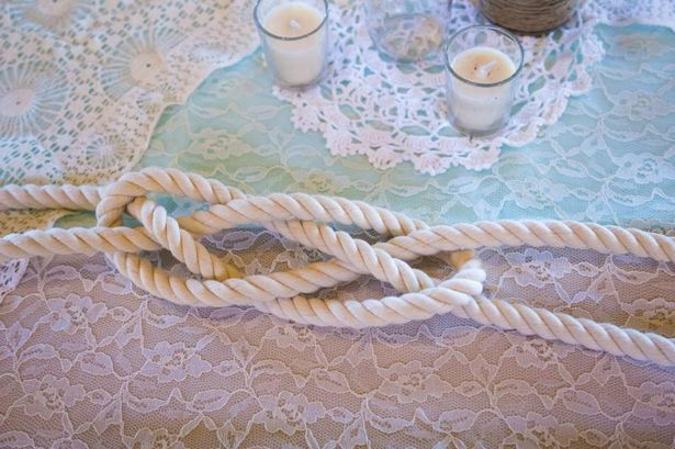 How to Tie a Love Knot for Wedding Ceremony                                                                                                                                                                                 More