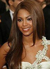 Fancy Long Wavy Brown African American Full Lace Wigs for Women