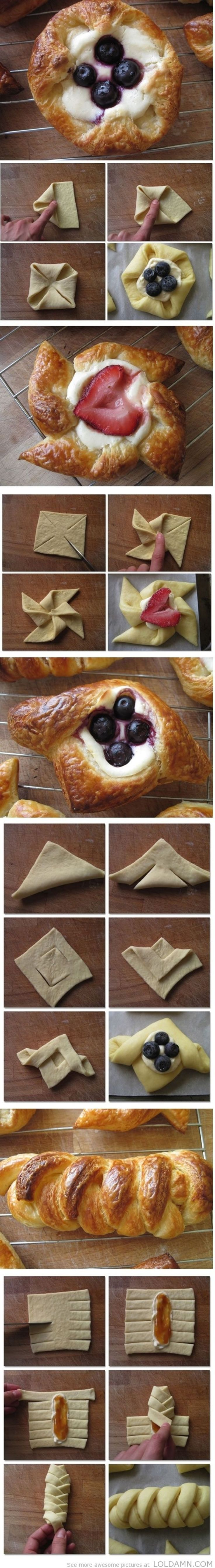 27 #Positively Pretty #Pastries to #Enjoy ...