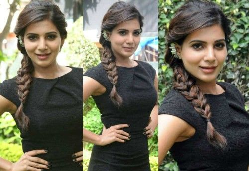 17 South Indian hairstyles to show off that thick long hair  Hairstyle Monkey