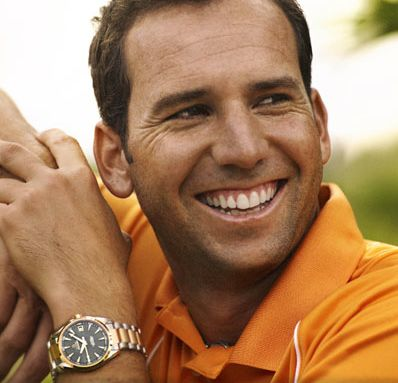 Sergio Garcia.Sergio García Fernández is a professional golfer from Spain who plays on both the PGA Tour and the European Tour. He has won over 20 international tournaments, including The Players Championship in 2008. Wikipedia