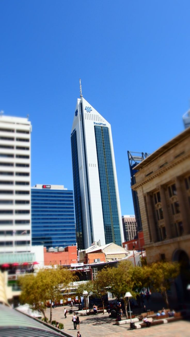 Perth city!