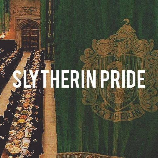 SLYTHERIN PRIDE - this was the only moment of all HPs while Slytherin was declared winner of the House Cup... and eventually Dumbledore kills it because Harry simply breathes
