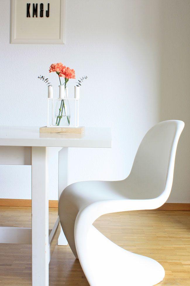innenleben design: Endlich mal wieder Fridayflowerday: Die dänische Variante